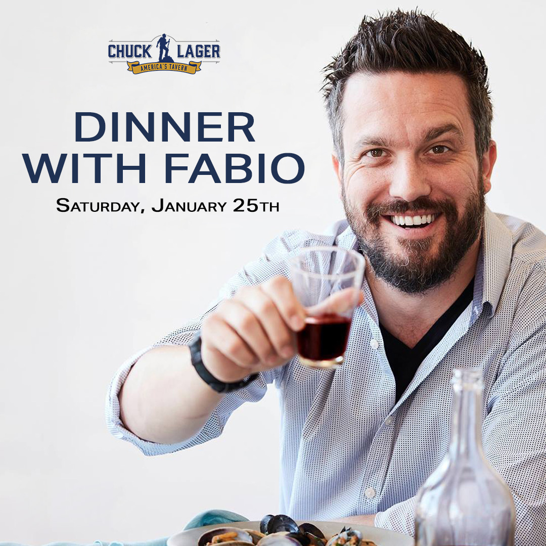 DELAWARE !!! I will be at @ChuckLager in Pike Creek THIS Saturday, January 25th and look forward to meeting you all !🔥🔥 🔜 Get your dinner reservations in at bit.ly/ChuckLager while they last! #ChuckLager #PikeCreek #DelawareFoodies