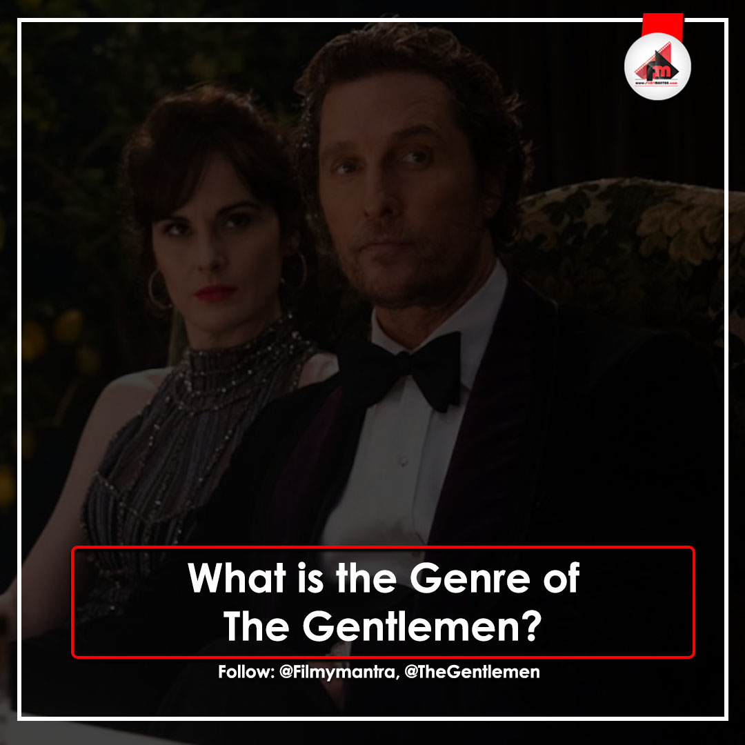 #ContestAlert   Q5. What is the Genre of The Gentlemen?  Ps: Guys we are doing one more contest by tomorrow Stay tuned with us. Result of both contest will be announce soon. #TheGentlemenWithFilmymantra #ContestAlertIndia #contests #ContestIndia #PVRPicturesRelease https://t.co/MWXB2fRA7a