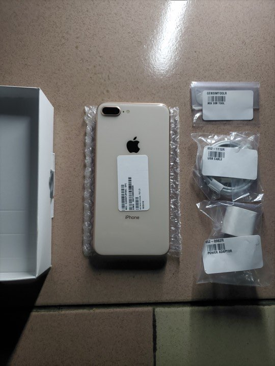 HOT DEAL ALERT  Apple iPhone 8 Plus 64gb  Color - Rose Gold x 2 pieces  Factory unlocked   In very mint condition   Comes with Charger and generic box  #145,000 only  Free Tip - Just put sim and use  Location - Computer Village Ikeja Lagos  My DM is open  Please retweet  <br>http://pic.twitter.com/u10pAtW0cm