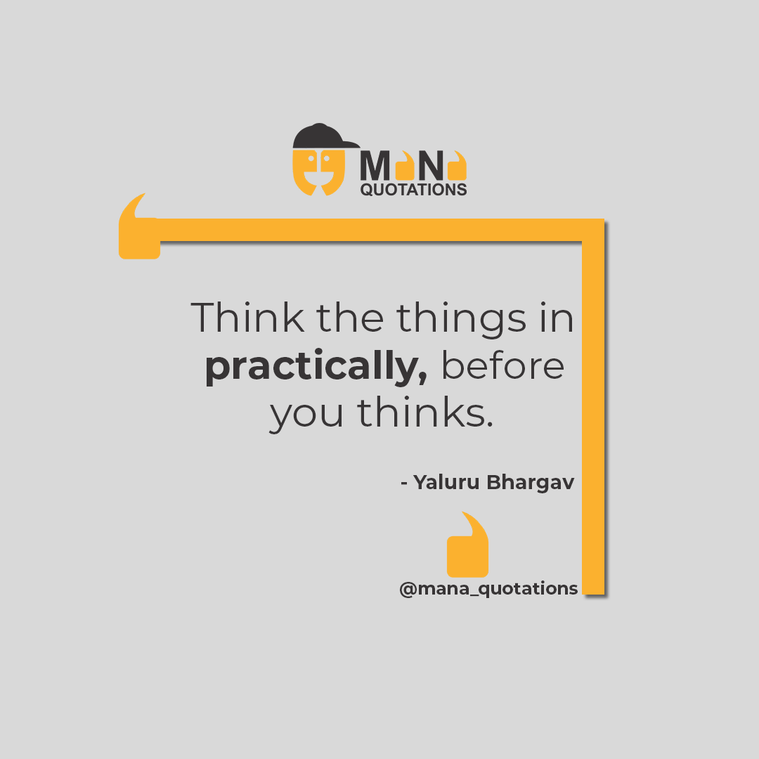 Don't over think, just think practically before you think..  #Overthinking #PracticalLife #MotivationalQuotes #InspirationalQuotes #Quoteoftheday #TrueQuotes #Love #Friendship #ManaQuotations<br>http://pic.twitter.com/S6WKCjdGsq