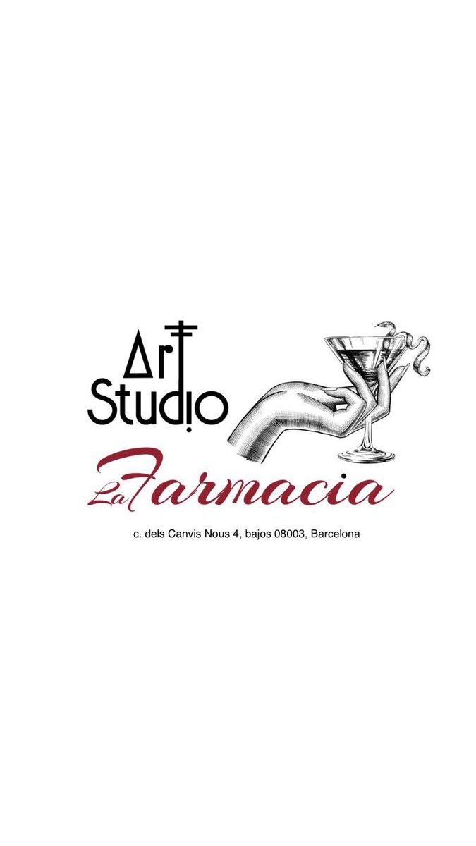 #follow @LafarmaciaArt , Nuevo espacio artístico,  dedicado a la creación, difusión, co-creación del #arte #teatro #exposiciones #talleres #artesvisuales #artesescenicas #barcelonacentro #bornbarcelona recibimos propuestas ! #contactanospic.twitter.com/BQ5c8VaOlw