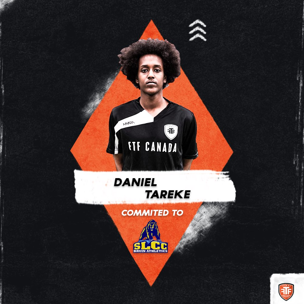 FTF Canada congratulates @WSCStrikers DEF Daniel Tareke on his commitment to @slcc_msoccer  for the 2019 season!  Daniel was a participant at our FTF Canada Combine Series.We wish him nothing but success in his university career #FTFAlum  #FTF #LeaveYourMarkpic.twitter.com/65jHp2ynXr