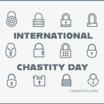 Image for the Tweet beginning: International Male Chastity Day |
