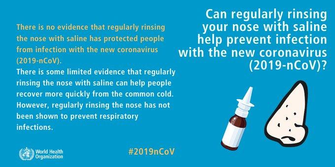 OMS, prevenir coronavirus