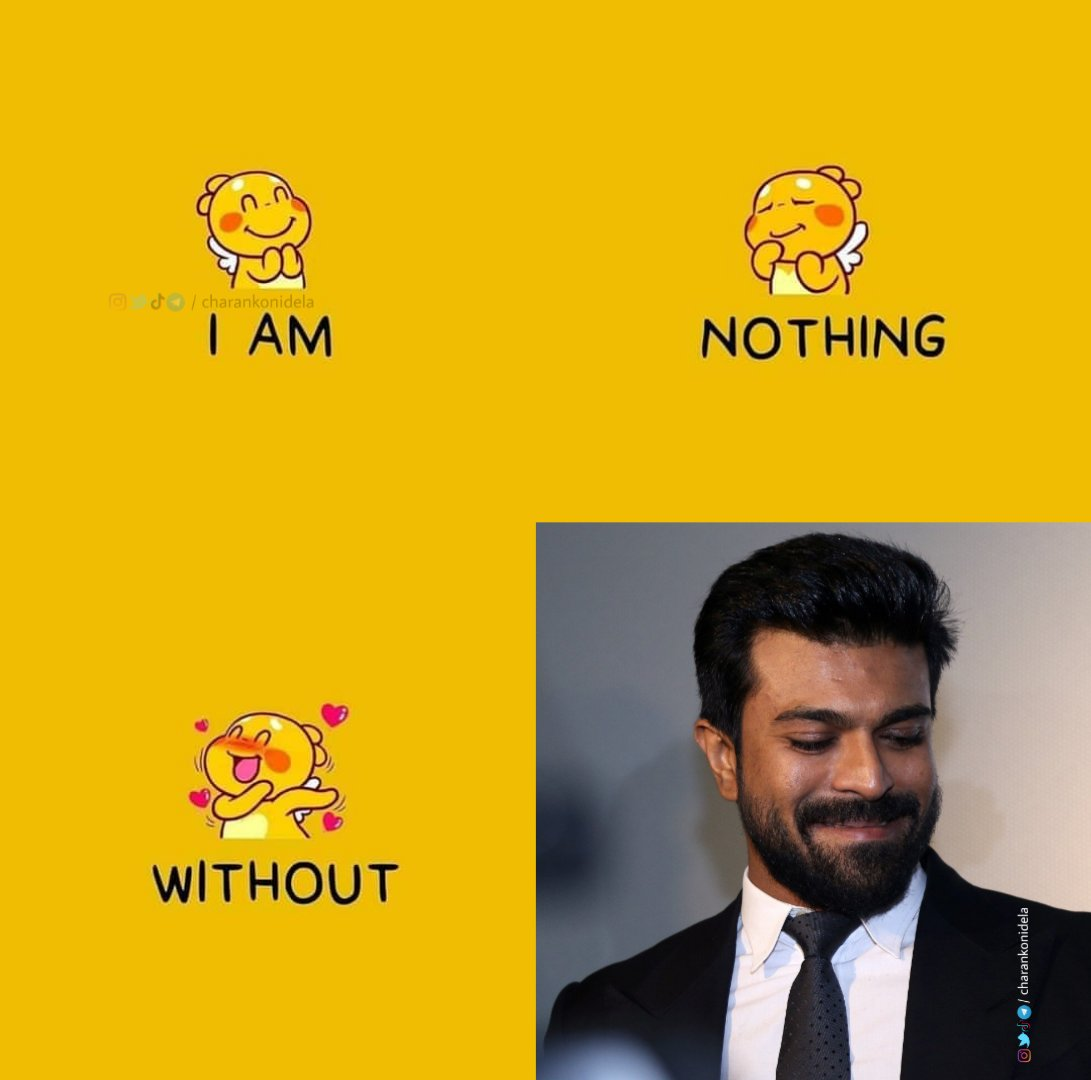 Did you #feel the #same Then COMMENT BELOW  #RamCharan is my #happiness .. @alwaysramcharan @Charankonidela1 @upasanakonidela. . Me #happiest #person in the #world when i #see this..#twitterreceh #SeethaRAMaRajuCHARAN<br>http://pic.twitter.com/vk6rI7Fw7v