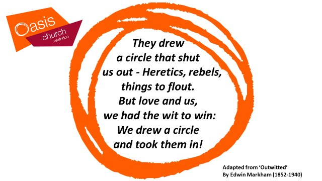 Adapted from Edwin Markham's poem 'Outwitted':
