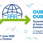 Image for the Tweet beginning: EUSBSR Annual Forum 2020 -