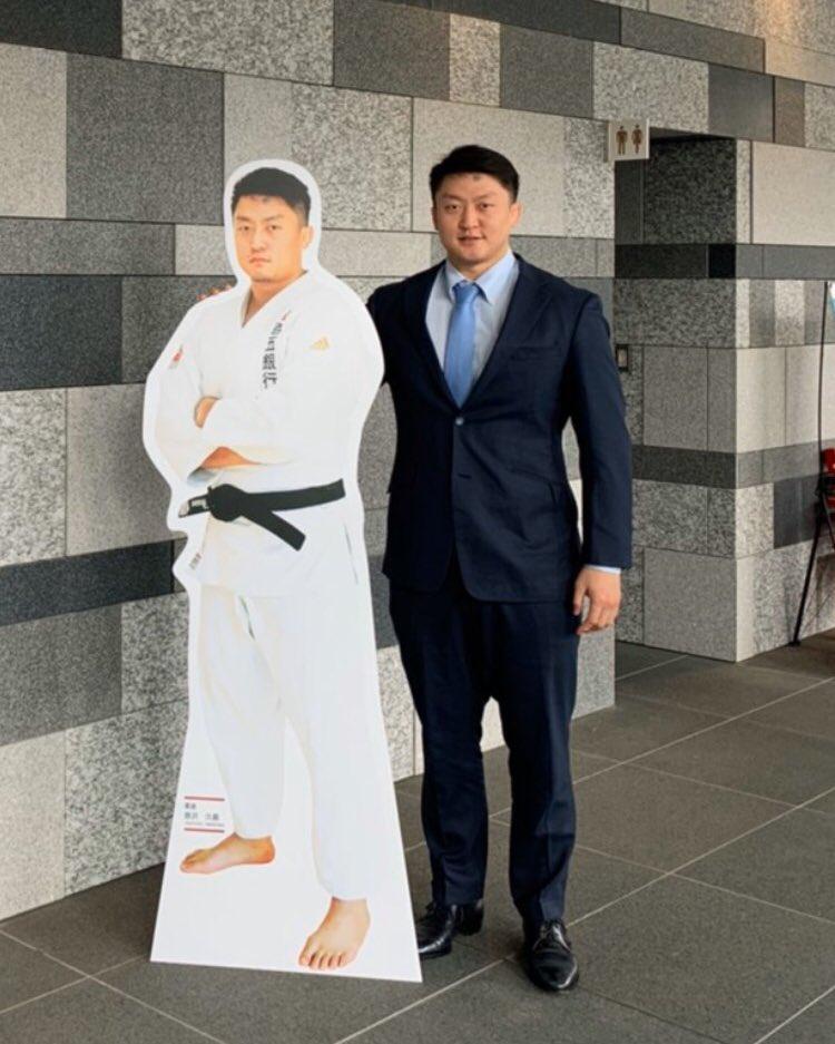原沢久喜(柔道)の弟は俳優で結婚や家族構成は?血液型や高校時代