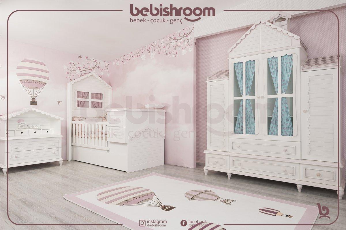 Köşk Bebek Odası, minik yavrunuz için koca bir dünya…  Bebeğiniz kendisi için hazırlanan bu dünyada kendini hem güvende hissedecek hem de mutlulukla büyüyecek. #bebishroom  #bebekodası  #gençodası  #çocukodası  #bebekodasıtakımları  #bebek  #çocuk  #özelüretim  #children  #furniture