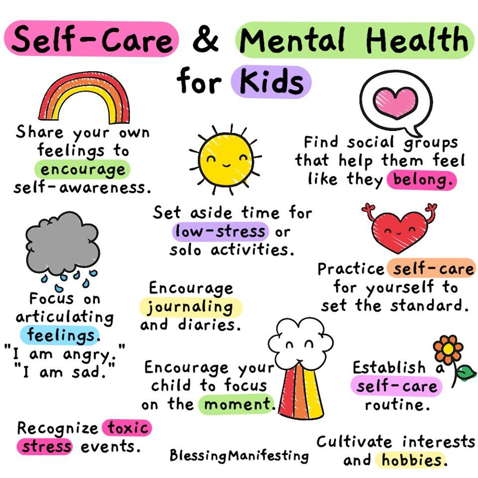 Image result for children mental health images