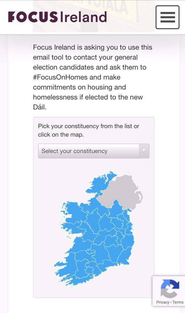 "FocusIreland on Twitter: ""Focus Ireland is asking voters to use ..."