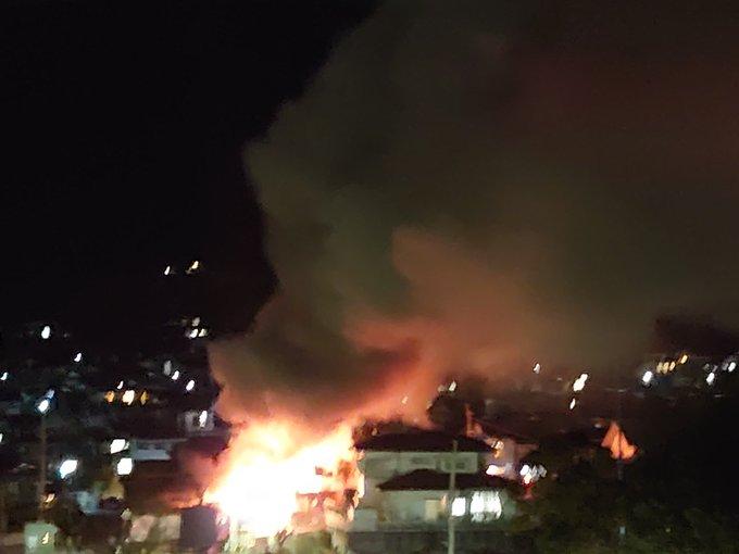 火事 どこ 長崎