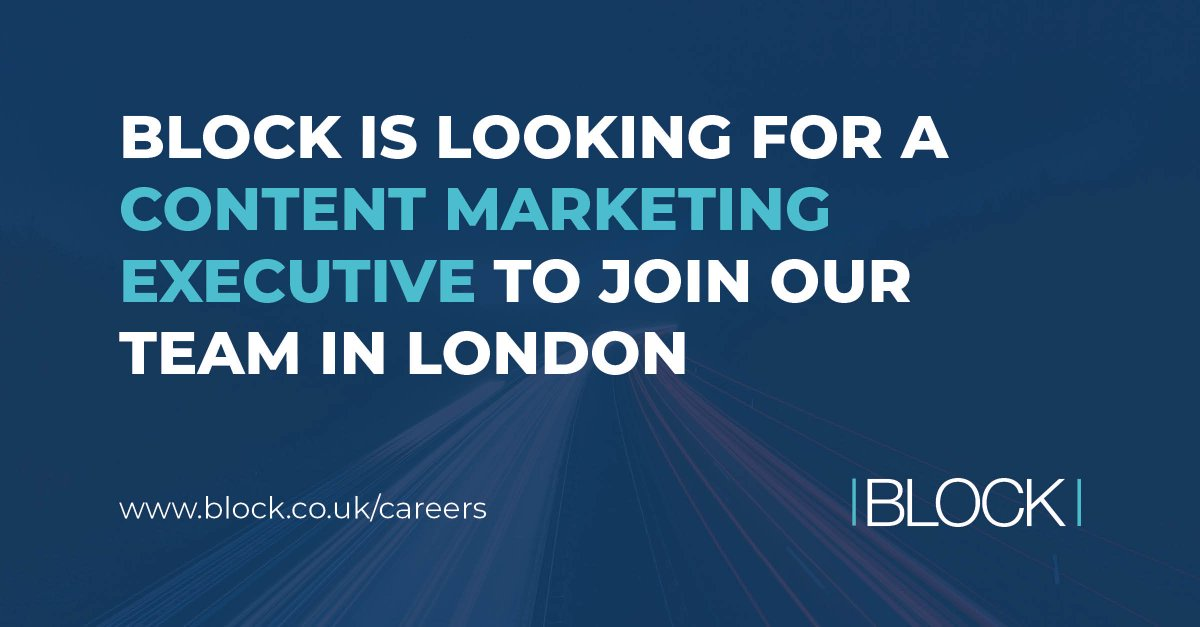test Twitter Media - We're looking for a Content Marketing Executive to join our expanding Marketing team in London. #Marketing #B2B #Jobs #Recruitment  https://t.co/8ghJYPW8ag https://t.co/wg23TdcS7D