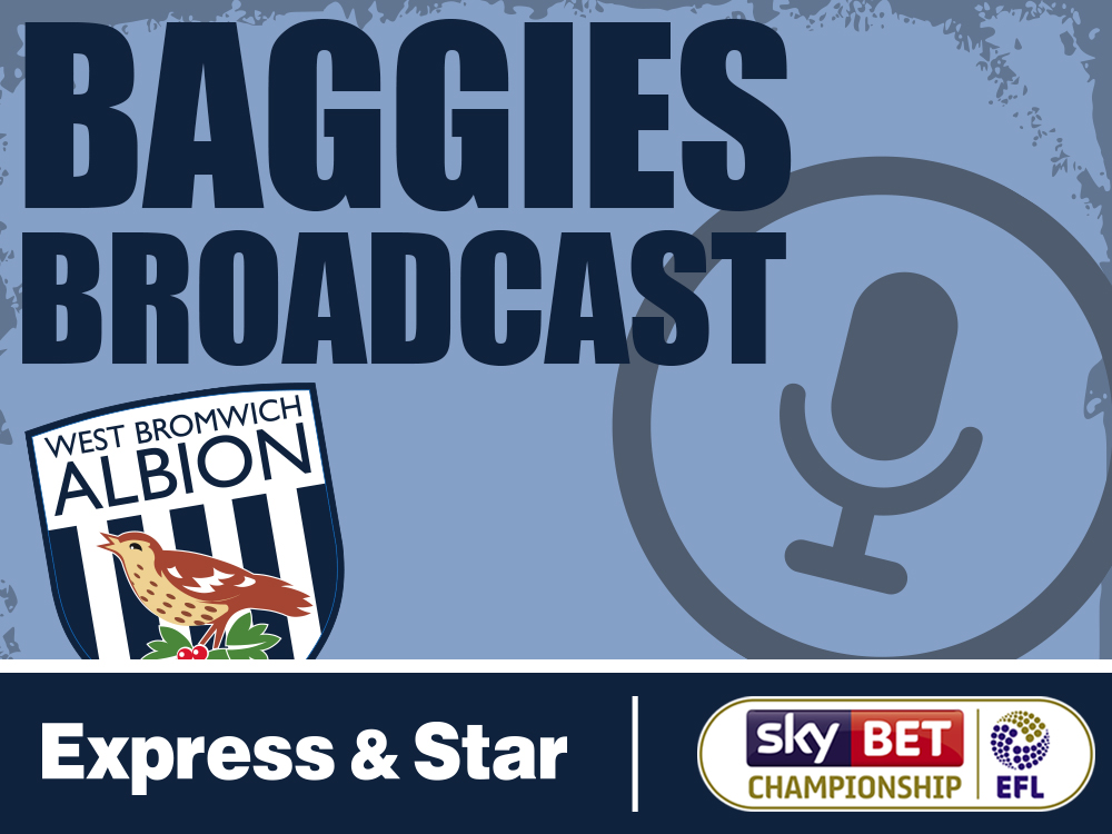 Its Baggies Broadcast day. Me and Albion superfan @LHatfield_Star recording at 2pm. Its been a while so get your questions/topic suggestions in....#WBA