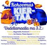 Image for the Tweet beginning: #Kokoomuskiertää tänään Uudellamaalla, tule paikalle