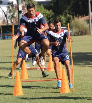Resultado de imagen para foto entrenamiento Tigre 2020