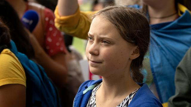 JUST IN: Greta Thunberg nominated for Nobel Peace Prize hill.cm/BJzkwEN
