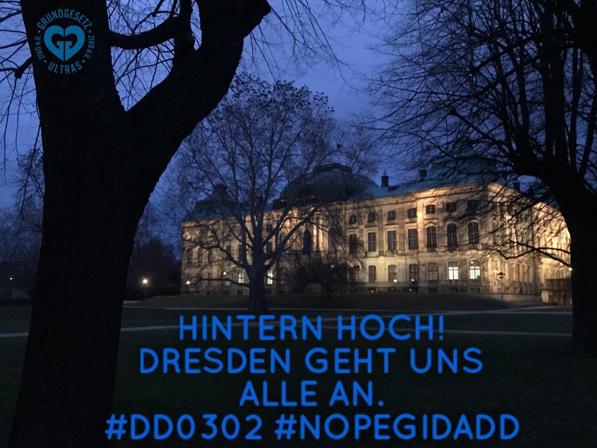 #DresdenGehtUnsAlleAn