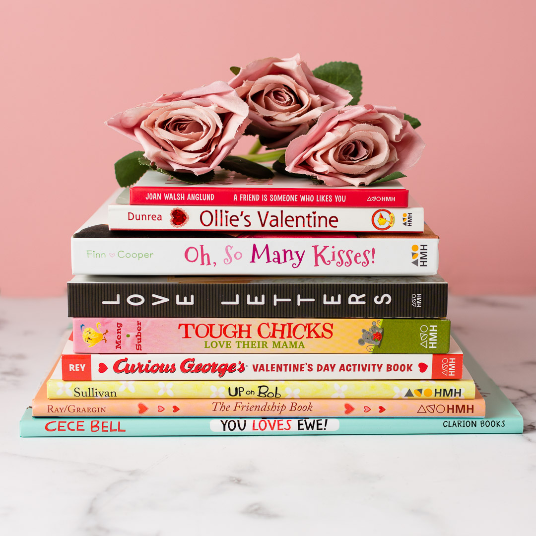 📚💗Enter our #IHEARTPictureBooks Sweepstakes! Enter to win a full set of books featured here and share the love of reading with the little ones in your life.Enter here: ow.ly/MtGM50y21i4 Ends 11:59pm ET 2/6. Winners will be randomly selected. US entries only. #hmhkids