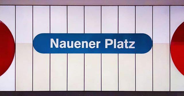 Towards pizzas and revelations. . #berlin #berlin365 #ubahn #ubahnberlin #nauenerplatz #berlinwedding #wedding #weddingphotography #red #berlinstation #berlinmetro #metro #typography #wall #graphic #sansserif #logo #metroberlin #metrostations #germany #instatravel #travel365…pic.twitter.com/GJObcpR205