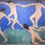 Image for the Tweet beginning: Henri Matisse Dance (I) Paris,