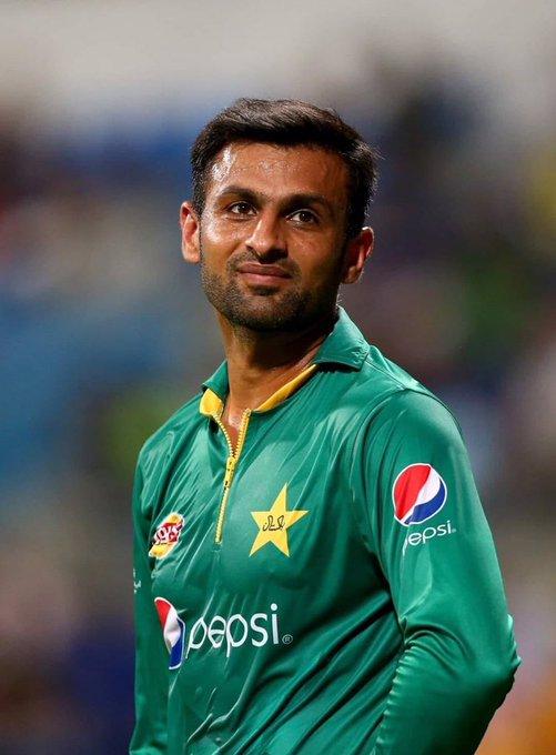 Matches 435 Runs 11573 Wickets 122 Happy birthday Shoaib Malik.
