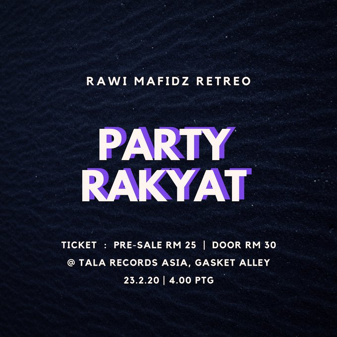 Image result for party rakyat mafidz
