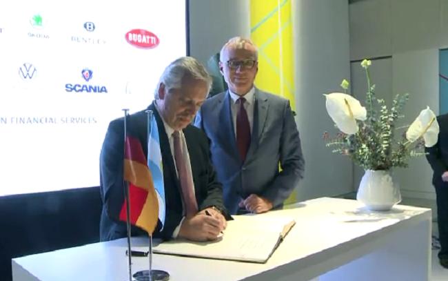 Volkswagen confirmó inversiones por U$S 800 millones en Córdoba y Buenos Aires