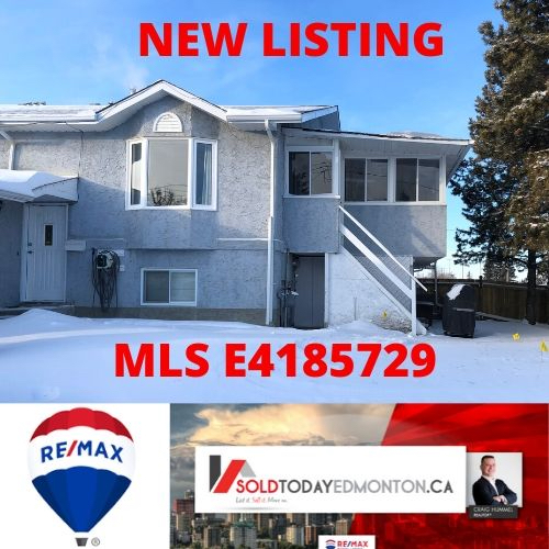 NEW LISTING! E4185729  Minutes from CFB Edmonton 3 Beds Upgraded Kitchen Huge Family Room RV Parking  $274,900  http://www.soldtodayedmonton.ca 780 504 2379 Find it Love it Move in  @3CdnDiv @CMFMag  #ppcli #edmgarrison #thankyouforyourservice #militaryrelocation #yeg #yegre @EGMGolfpic.twitter.com/xOUizQfPB4