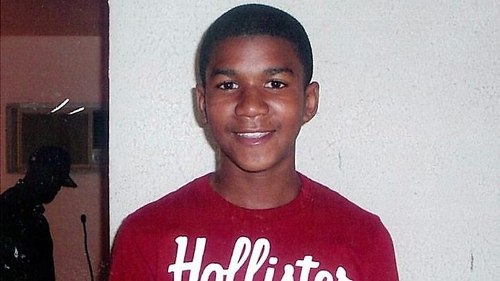 Happy Birthday, Trayvon Martin. He would have turned 25 today #RIP
