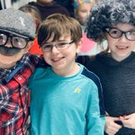 Image for the Tweet beginning: Happy 100th Day of School!