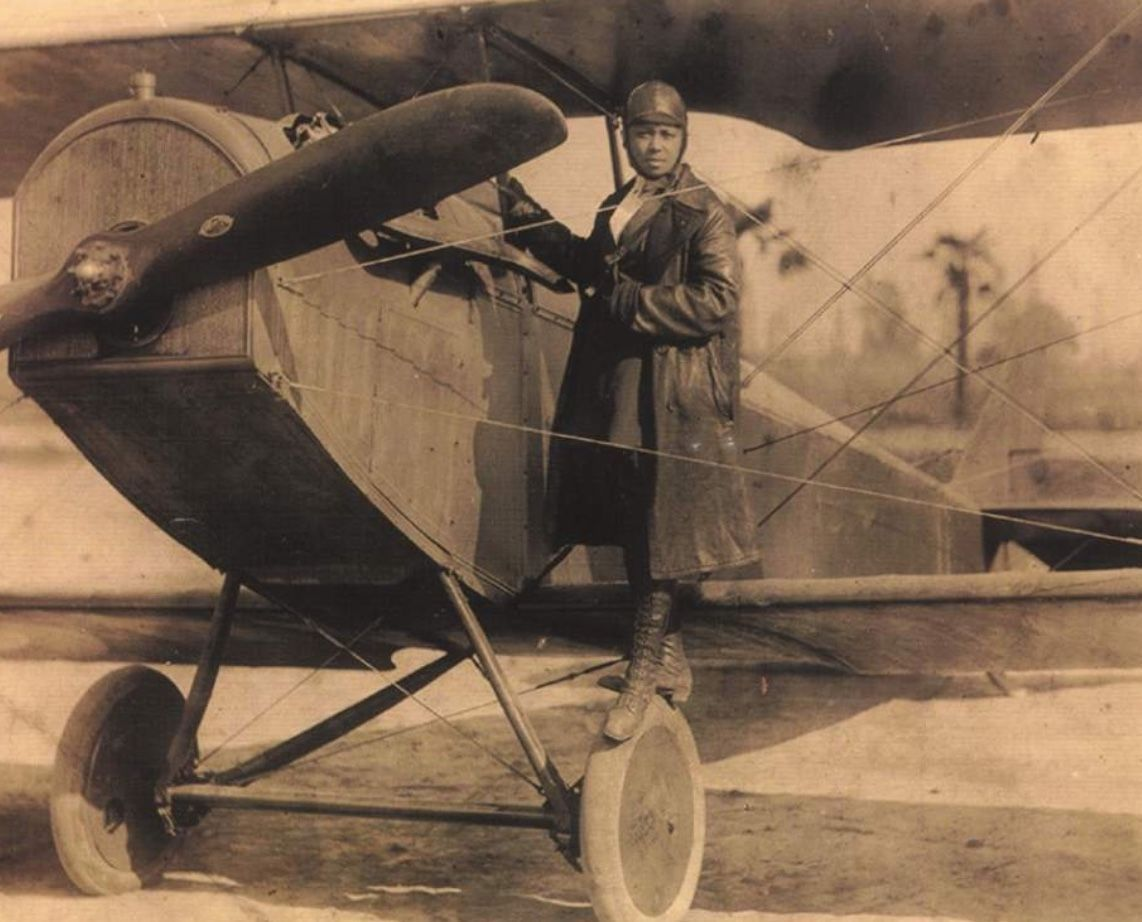 #Flexjet is proud to honor Black #Aviators during #BlackHistoryMonth. Today we commend Bessie Coleman, who became the first black woman to hold a pilot's license in 1921 – and an international one at that.