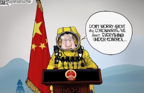 Количество жертв нового коронавируса в Китае выросло до 425, инфицировано 20,4 тыс. человек, - госкомитет КНР - Цензор.НЕТ 7327
