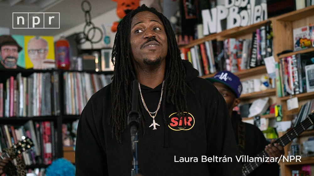 One of Top Dawg Entertainment's most reliable players, SiR (@inglewoodSiR) has never shied away from writing about the intensely personal. Watch him bring some of the best of his latest LP, 'Chasing Summer,' to the Tiny Desk.  https:// trib.al/sNuD44Q    <br>http://pic.twitter.com/BRhslWgCVj