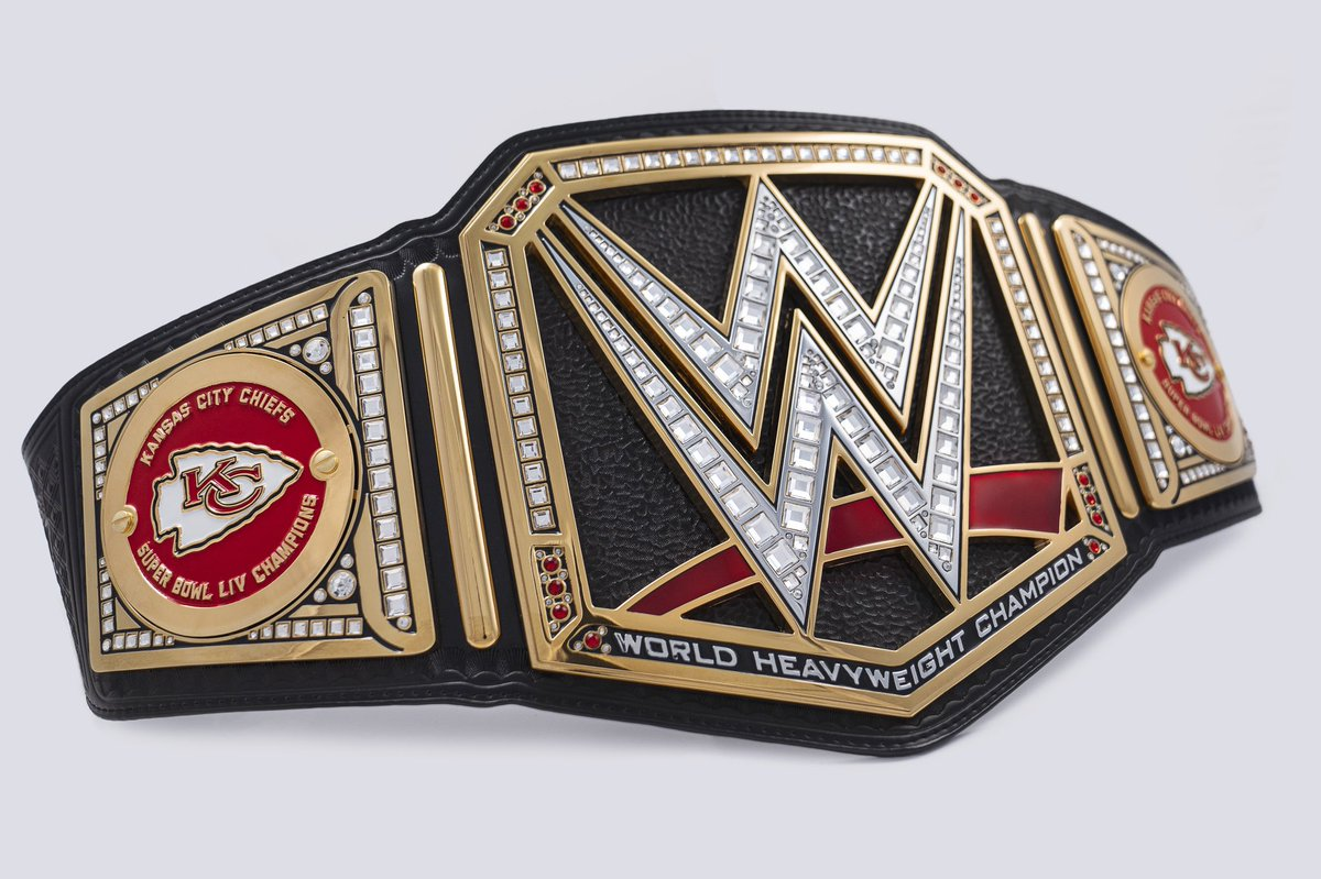 The Rock And WWE Stars In Super Bowl Commercials, Triple H Sends Custom Title To Kansas City Chiefs