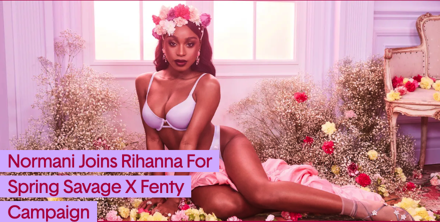 """Our Februa-RIH drop is """"super hot."""" Don't believe us, just ask @NylonMag 💜 nylon.com/rihanna-norman…"""