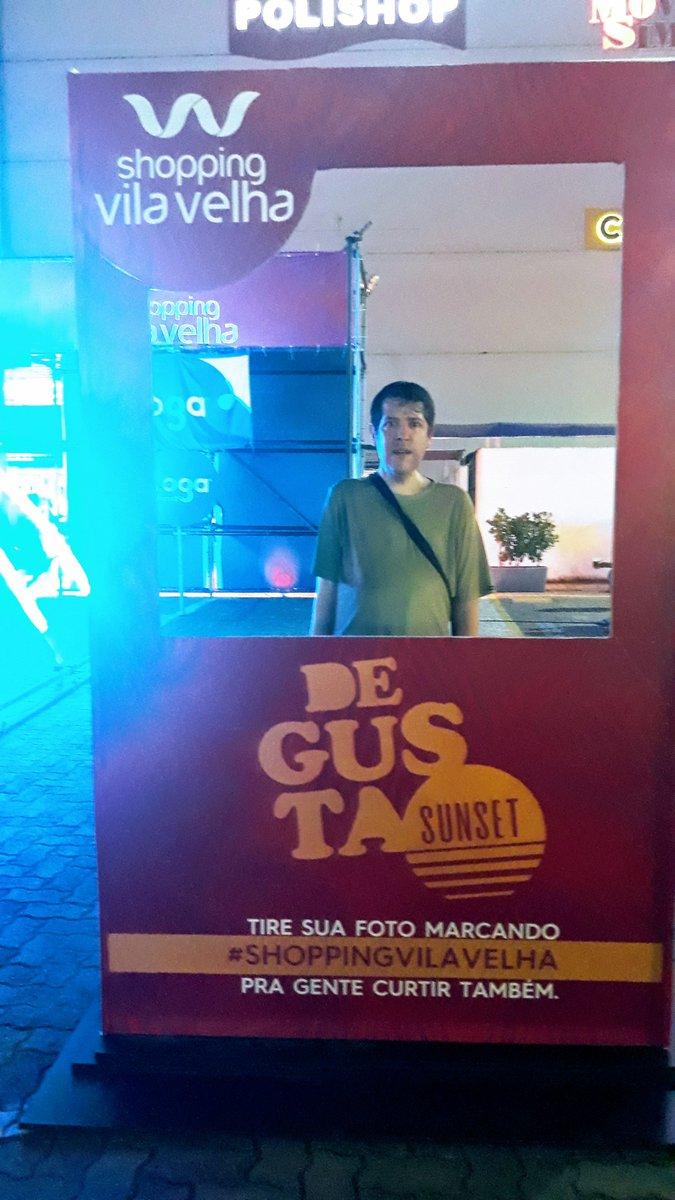 Domingo foi o último dia do evento Degusta Sunset  no Shopping Vila Velha. Foi bom demais #DegustaSunset #BeerDegusta #ShoppingVilaVelha #SVV #eventopic.twitter.com/sM4ZVMiiQN
