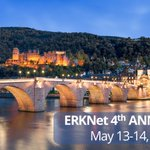 Image for the Tweet beginning: Registration to ERKNet Annual Meeting