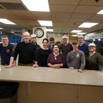 Image for the Tweet beginning: McSal Boston volunteered at Rosie's