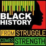 Image for the Tweet beginning: Celebrating Black History Month!