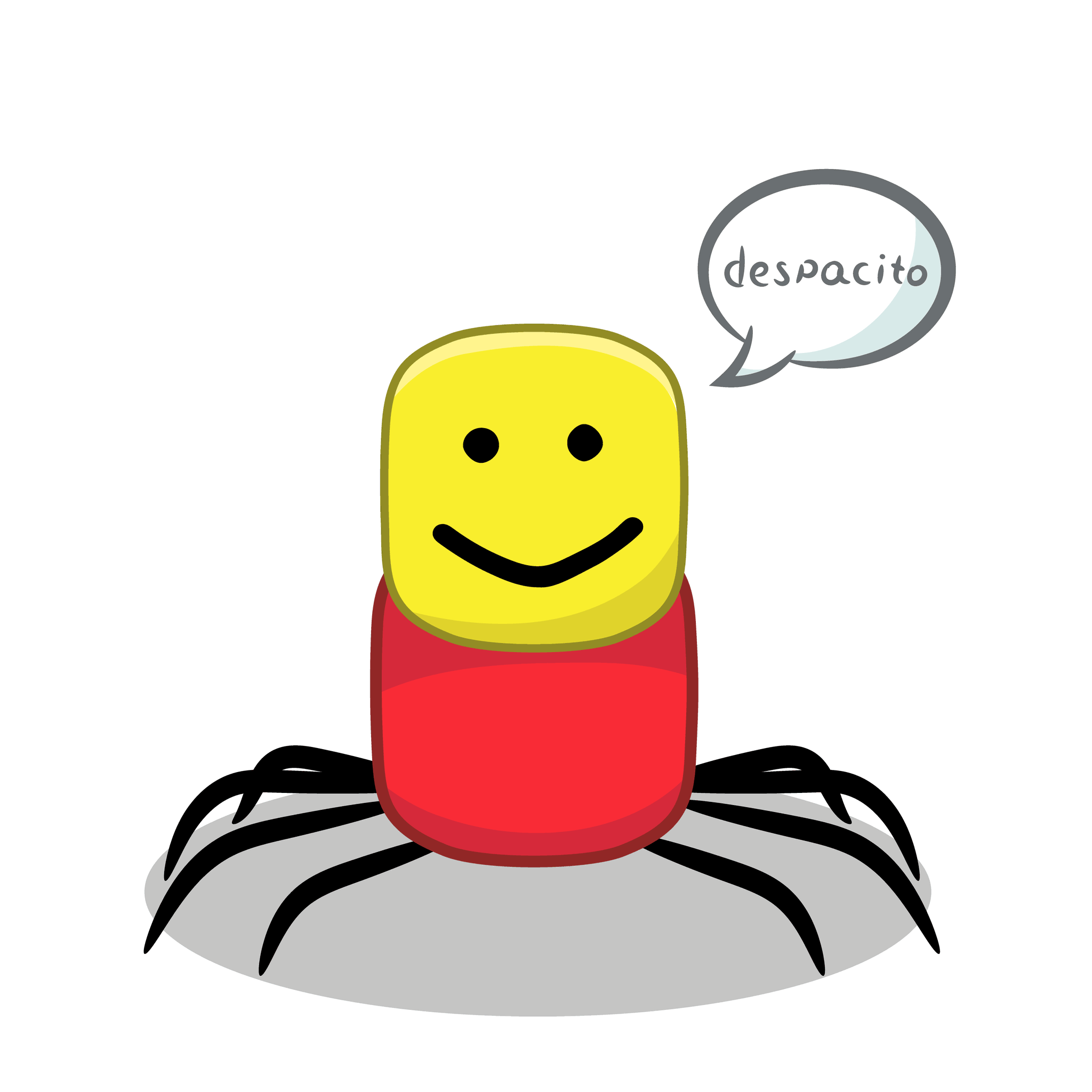 End My Despacito Roblox Lie Star Previous Blondy On Twitter Despacito Roblox Robloxart