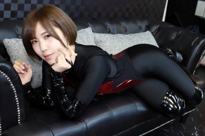 グラビアアイドル皆月なるのTwitter自撮りエロ画像66