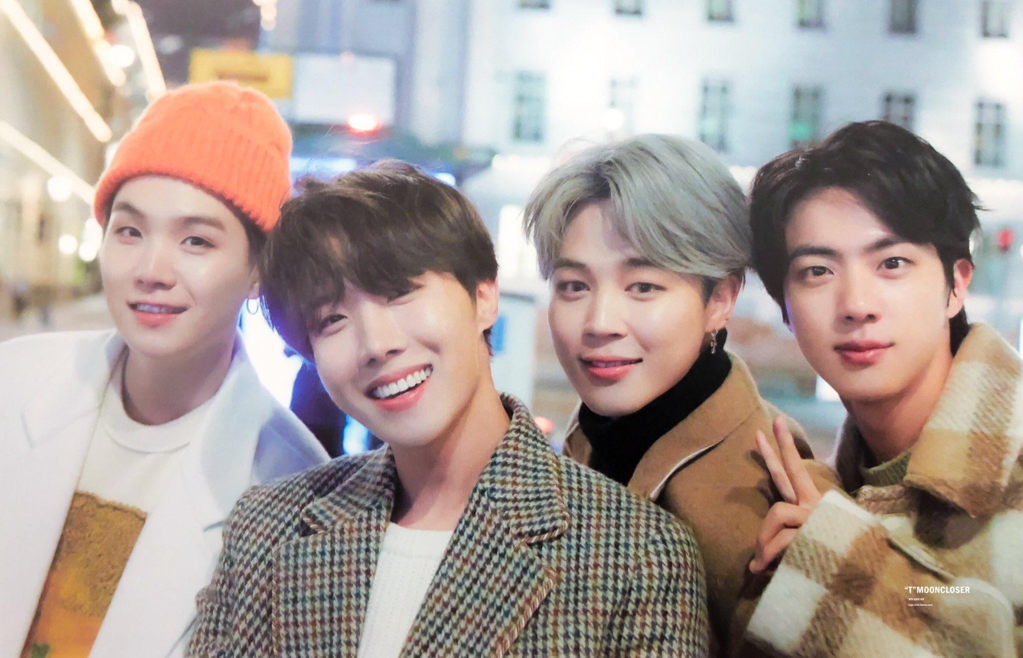 BTS Cetak Sejarah Baru Setelah Merajai Peringkat 1 Billboard Social 50 Chart Selama 164 Minggu Berturut-turut