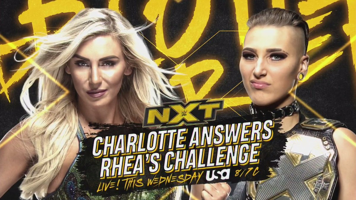 Top WrestleMania 36 Women's Program Begins With Rhea Ripley's RAW Debut, Charlotte Set For NXT