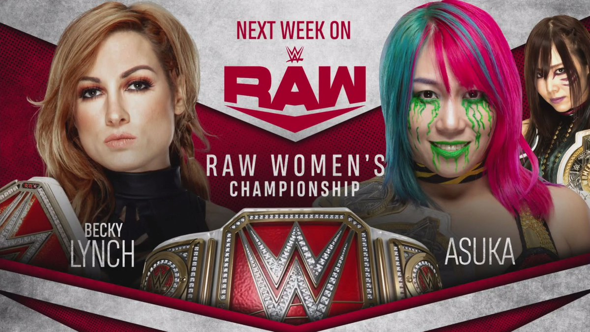 WWE RAW Title Match Confirmed For 2/10 Episode