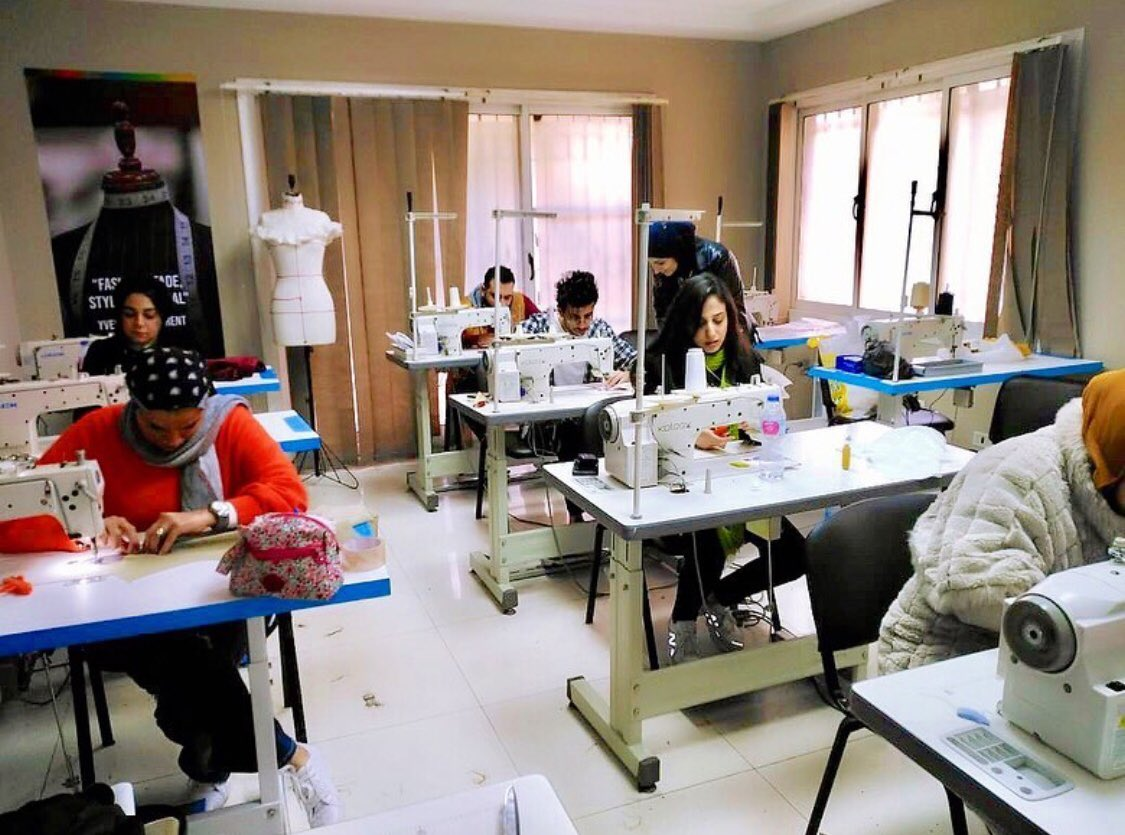 Sneak a peek to @careergates talented students in Pattern Making, Sewing & Draping Class Book your spot NOW in our upcoming FASHION DESIGN DIPLOMA round: http://bit.ly/2KQpoHC  #CareerGates #Career_Gates #MSAUniversity #CGFashionShow #CGShows #CGFashionFestival #CGFestivalpic.twitter.com/901MV5Wrvx – at Career Gates