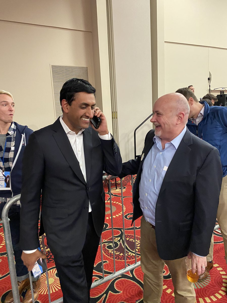 We don't need results to have fun @RoKhanna @MarkPocan