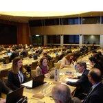 Image for the Tweet beginning: Today, 🇬🇧UK Ambassador @JulianWTO_UN takes