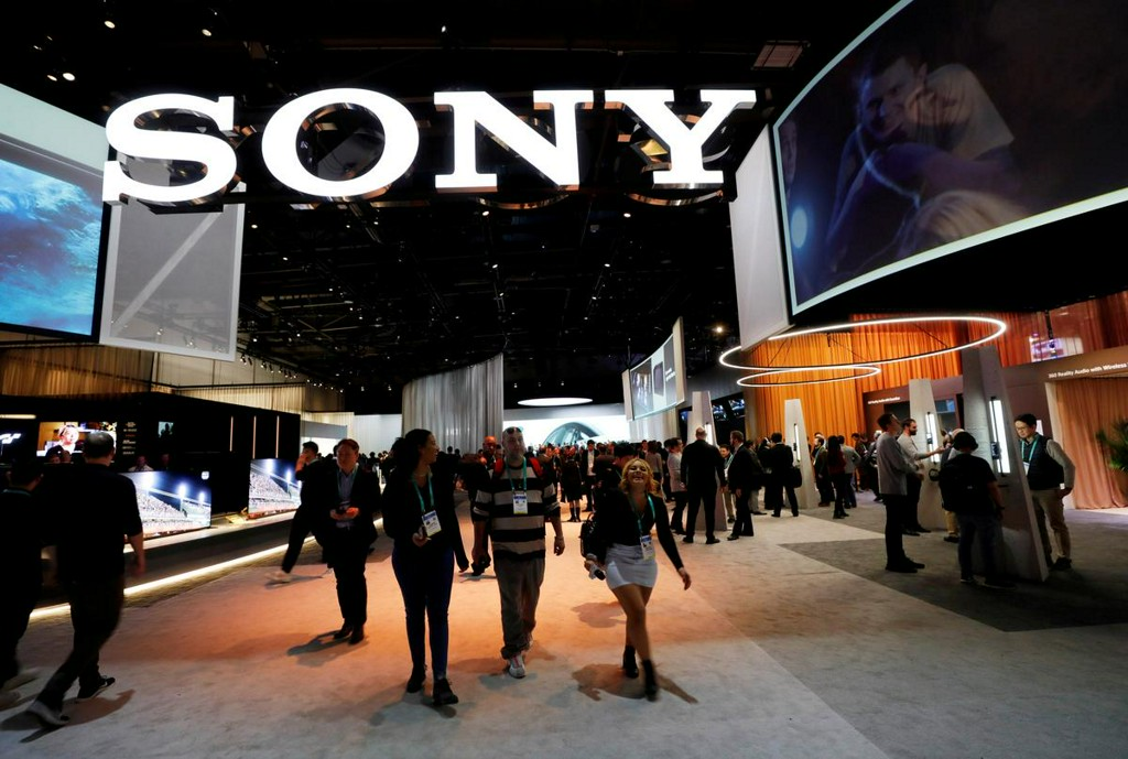 Sony raises annual outlook after third-quarter profit beats estimates