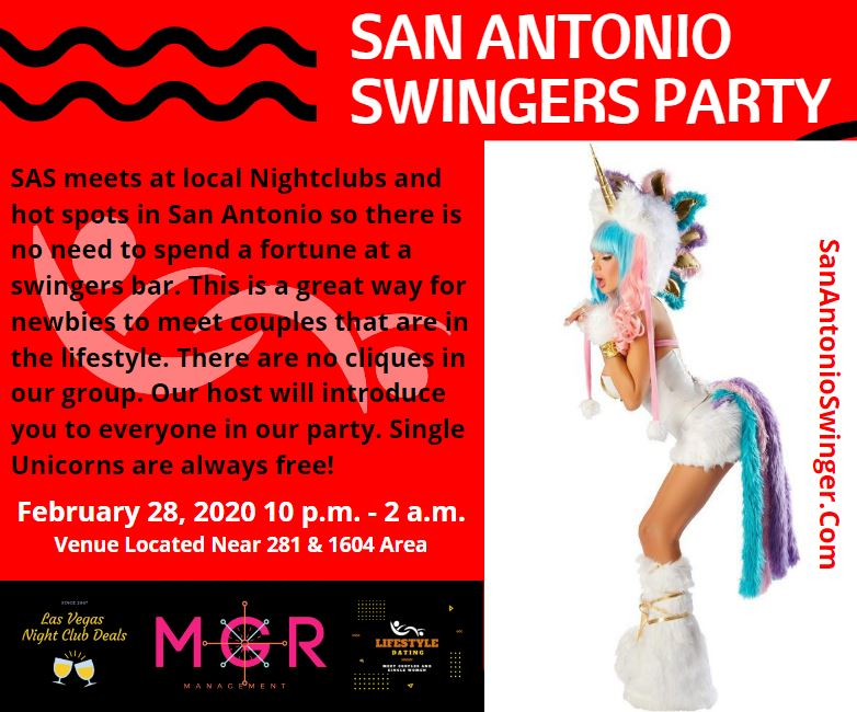 Swinger club san antonio